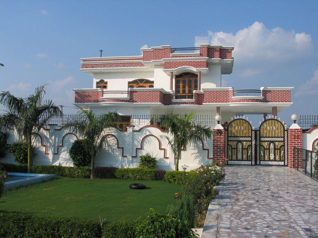 Shahpur village punjab north indian fantasy homes for House design in punjab