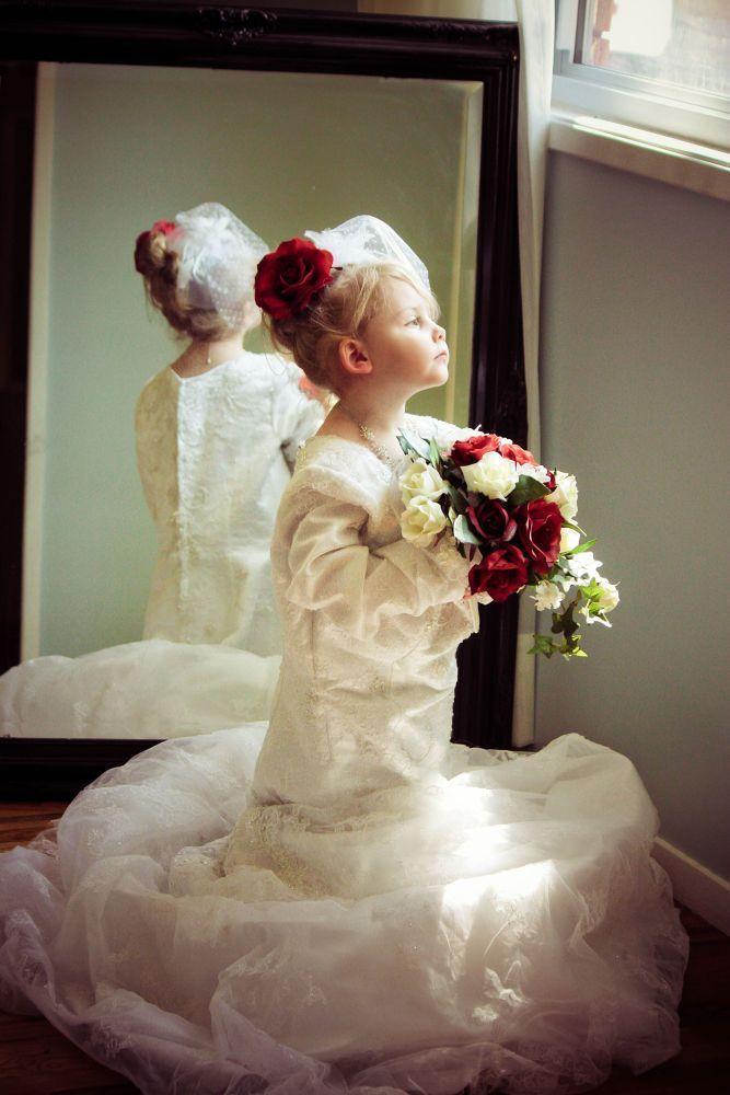 Family Weddingは幸せも倍増♡可愛いすぎる小さな主役*お子様ドレス♡にて紹介している画像