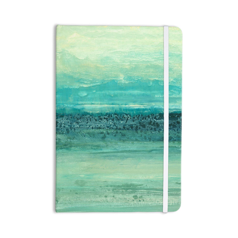 "Iris Lehnhardt ""Oceanic"" Teal Blue Everything Notebook"