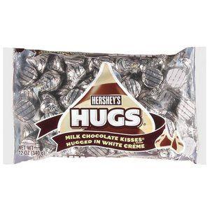 Food Hershey Hugs Chocolate Hug