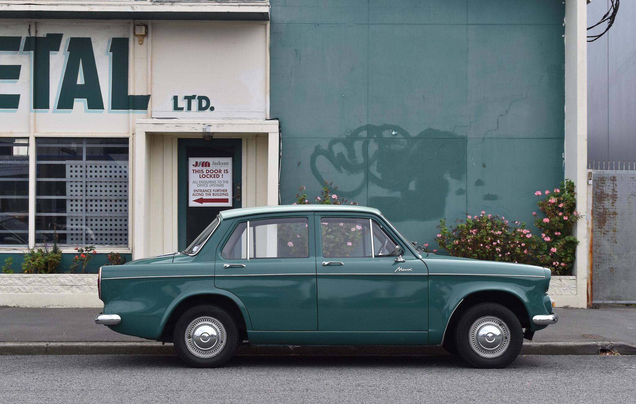 1964 Hillman Minx New zealand, Cars, British