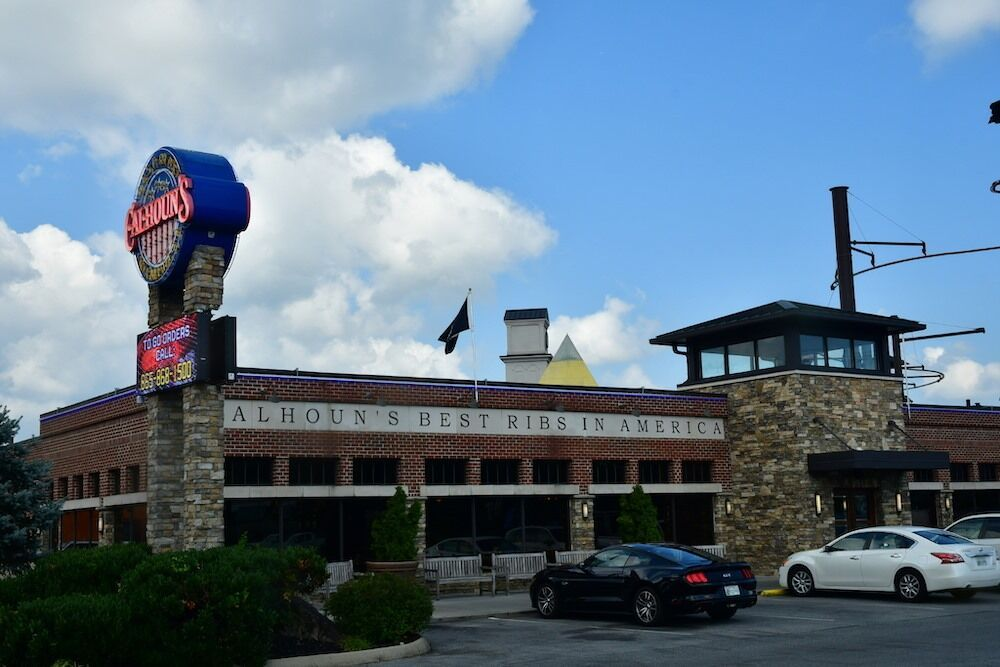 Calhouns in pigeon great american food that the