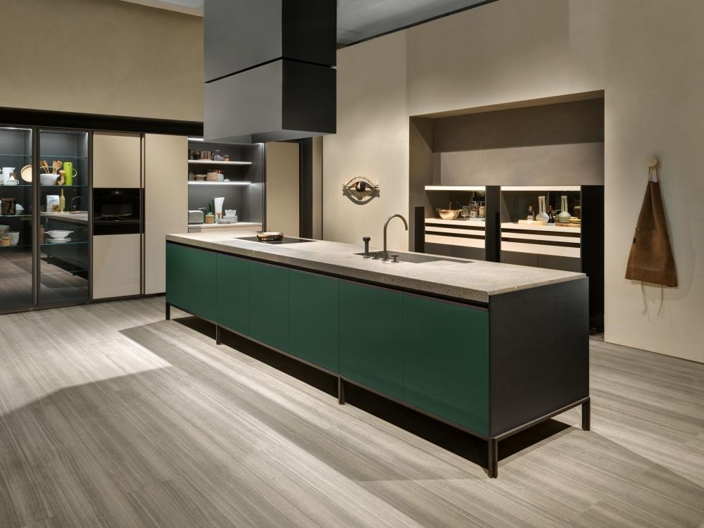 Dada kitchens all kitchens technical details designers and news of the italian furniture