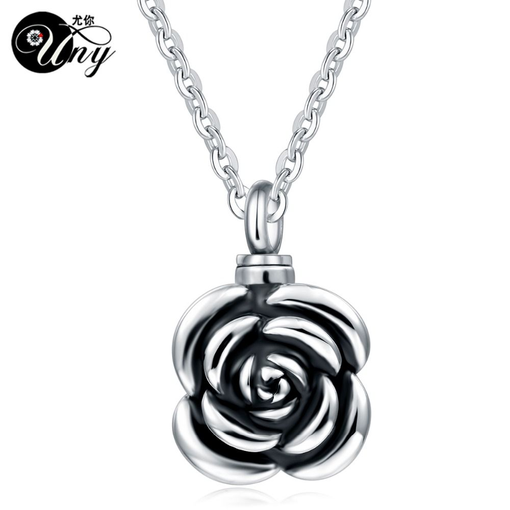 keepsake ash itm memorial necklace pendant steel bottle perfume stainless t