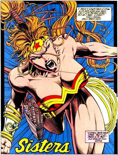 Wonder Woman Artemis
