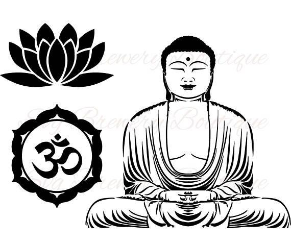 Namaste Stencil
