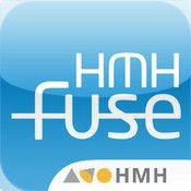 Math App—HMH Fuse: Algebra 2, Common Core Edition is a