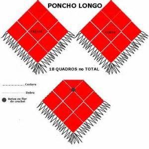 receita de poncho - Bing Imagens