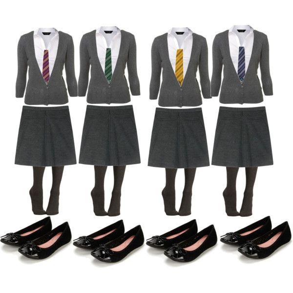 Designer Clothes Shoes Bags For Women Ssense Harry Potter Costume Harry Potter Uniform Hogwarts Uniform