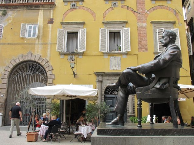 A Visit to My Lucca
