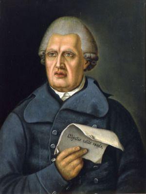 Henrik Gabriel Porthan oli Turun akatemian professori ja kirjastonhoitaja, fennofiili ja Suomen 1700-luvun humanistisen kulttuurin merkittävin hahmo.[