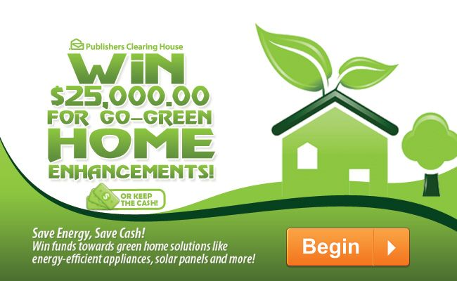 Free Online Sweepstakes & Contests | PCH com i Want To