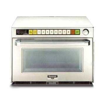 Panasonc Sonic Steamer Microwave Oven