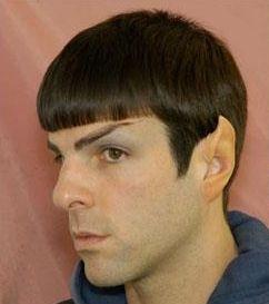 spock - screen test - 2007
