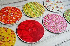 ideias reciclagem cds 11