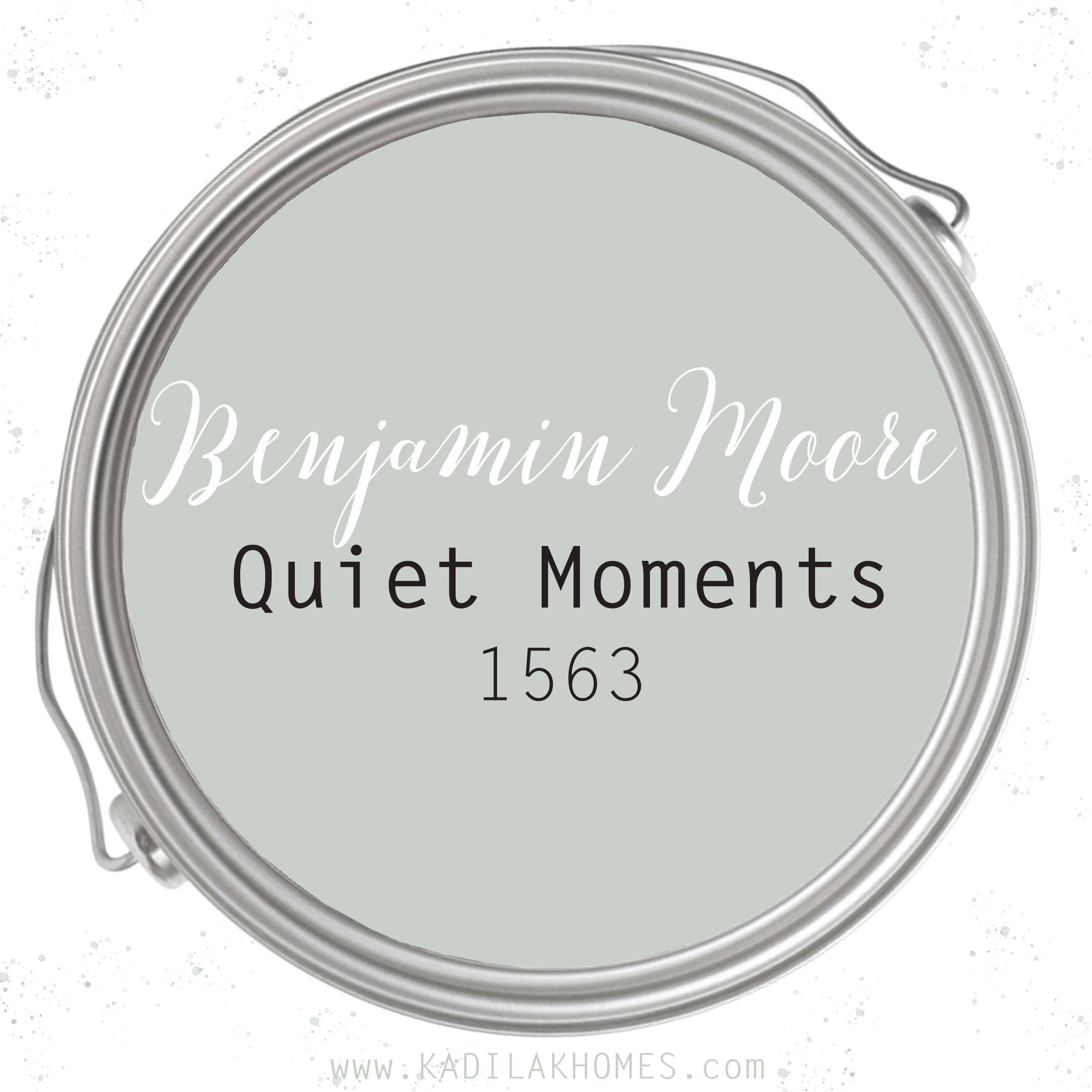 Photo of Quiet Moments 1563 by Benjamin Moore