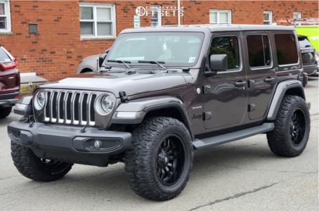 2020 Jeep Wrangler 20x10 18mm Fuel Sledge In 2020 Jeep Wrangler