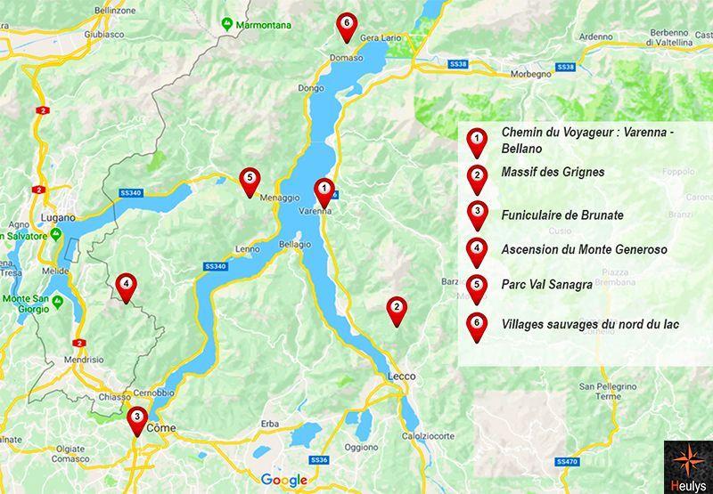 Visitez Le Lac De Come Sans La Foule Lac De Come Lac Como