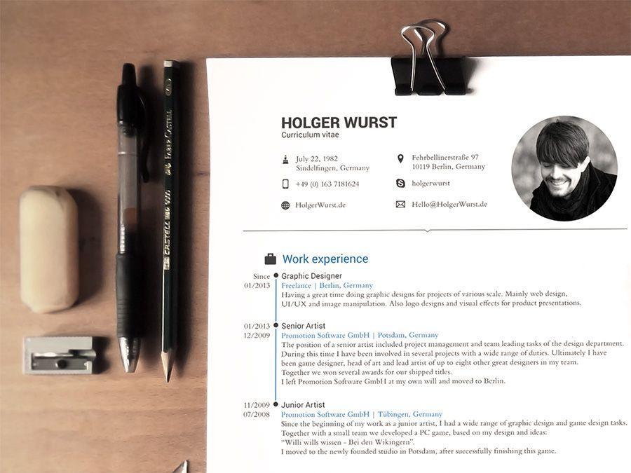 Image result for resume on a desk Professional Pinterest