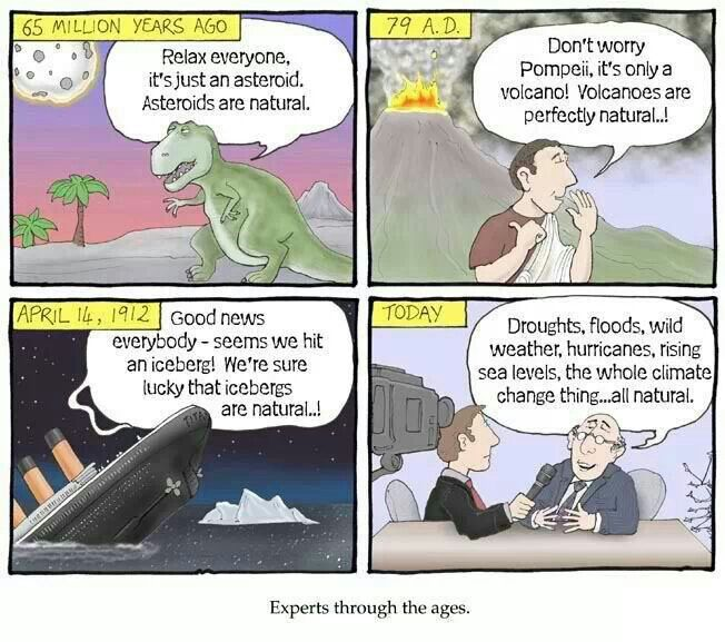 Science Cartoons, Good News