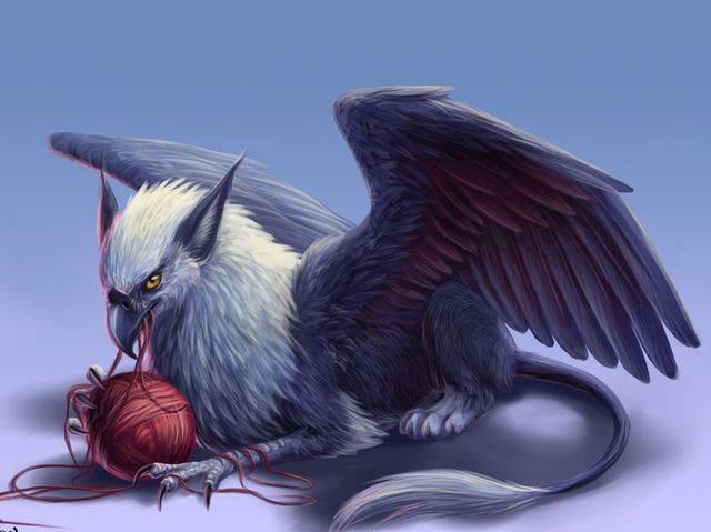 What Would Your Mythical Pet be | Mythical creatures ...
