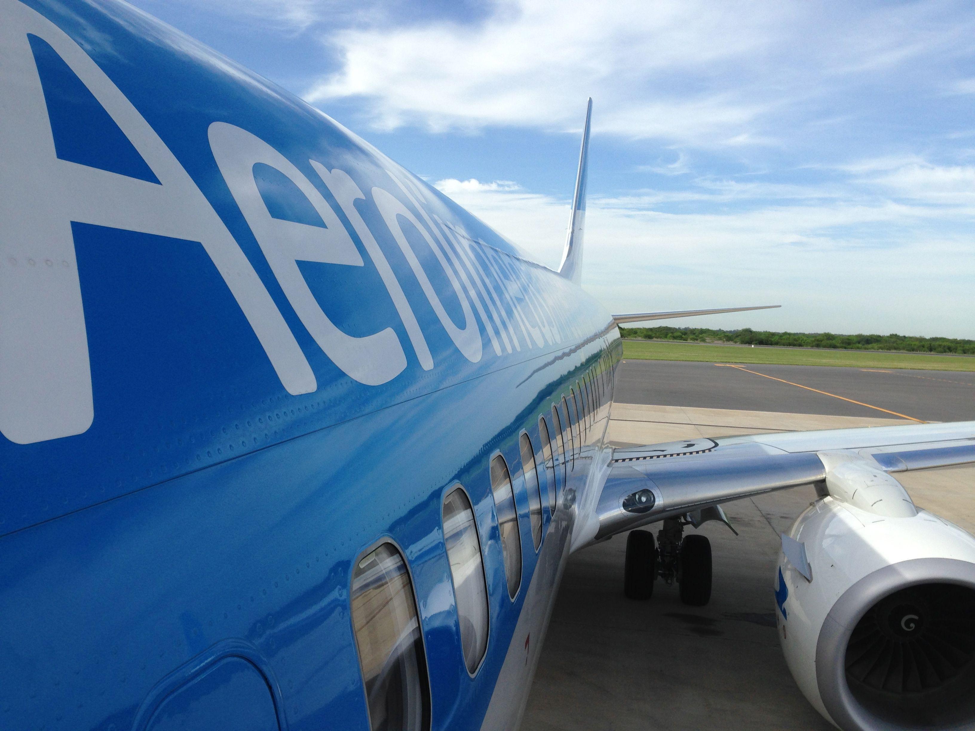 Aeroparque - Ciudad de Bs As - 2013