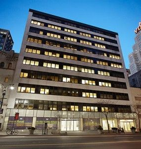 Arc Nyrr To Buy Office Building In Midtown Manhattan From Sl Green For 220 Million Commercial Real Estate Commercial Property Buy Office
