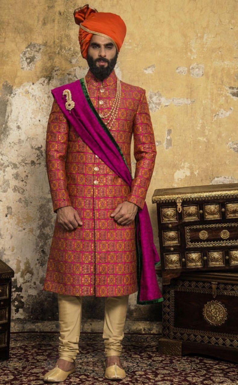 Pin By Pranav Agrawal On Sherwani Pinterest Sherwani Indian