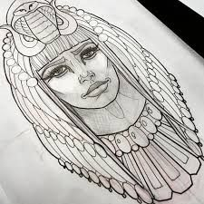 Cleopatra Tattoo에 대한 이미지 검색결과 Egypt Tattoo Cleopatra Tattoo Egyptian Tattoo