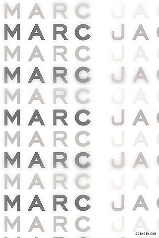 Pin By Alexis R On Products I Love Iphone Wallpaper Marc Jacobs Logo Website Inspiration