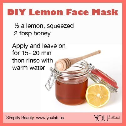 This mask is delicious smelling!