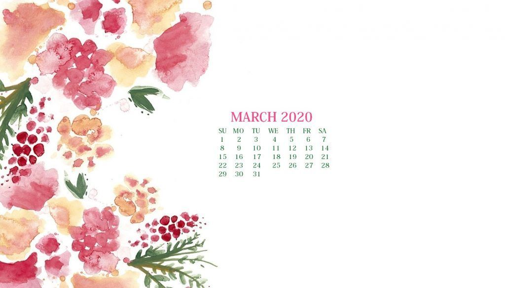 Fantastic Free of Charge March 2020 calendar wallpaper Tips Computer photo calendars give those with an expedient strategy to record the changing times along wi