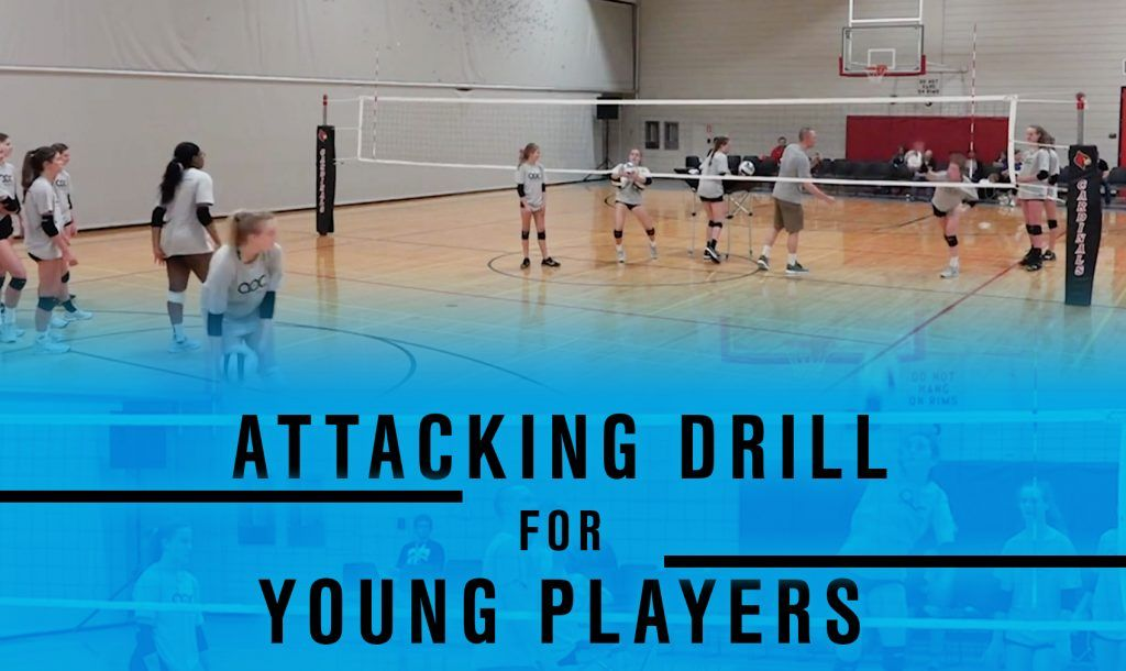 Volleyball For Beginners Coaching Beginners With Drills Strategy Coaching Volleyball Volleyball Training Volleyball Drills