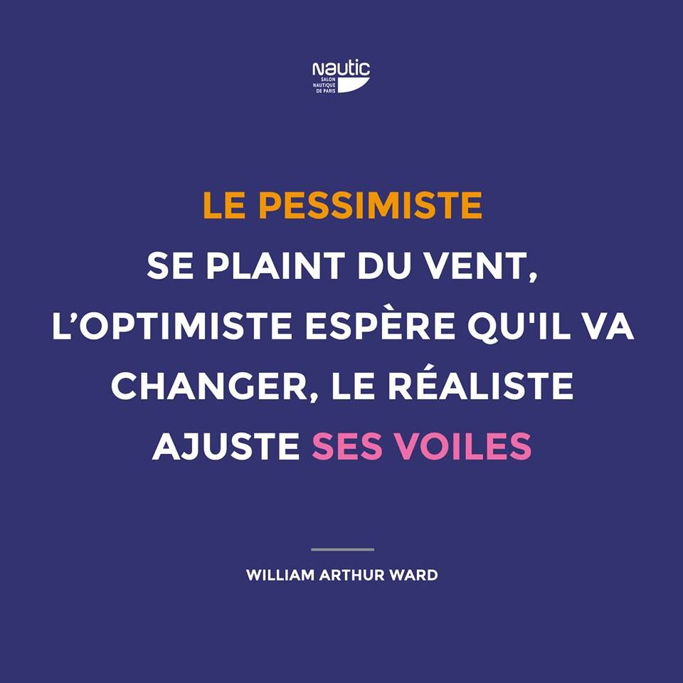 Pessimiste Optimiste Réaliste Proverbes Et Citations