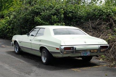 Choose A Submodel For The 1972 Ford Gran Torino To View Classic