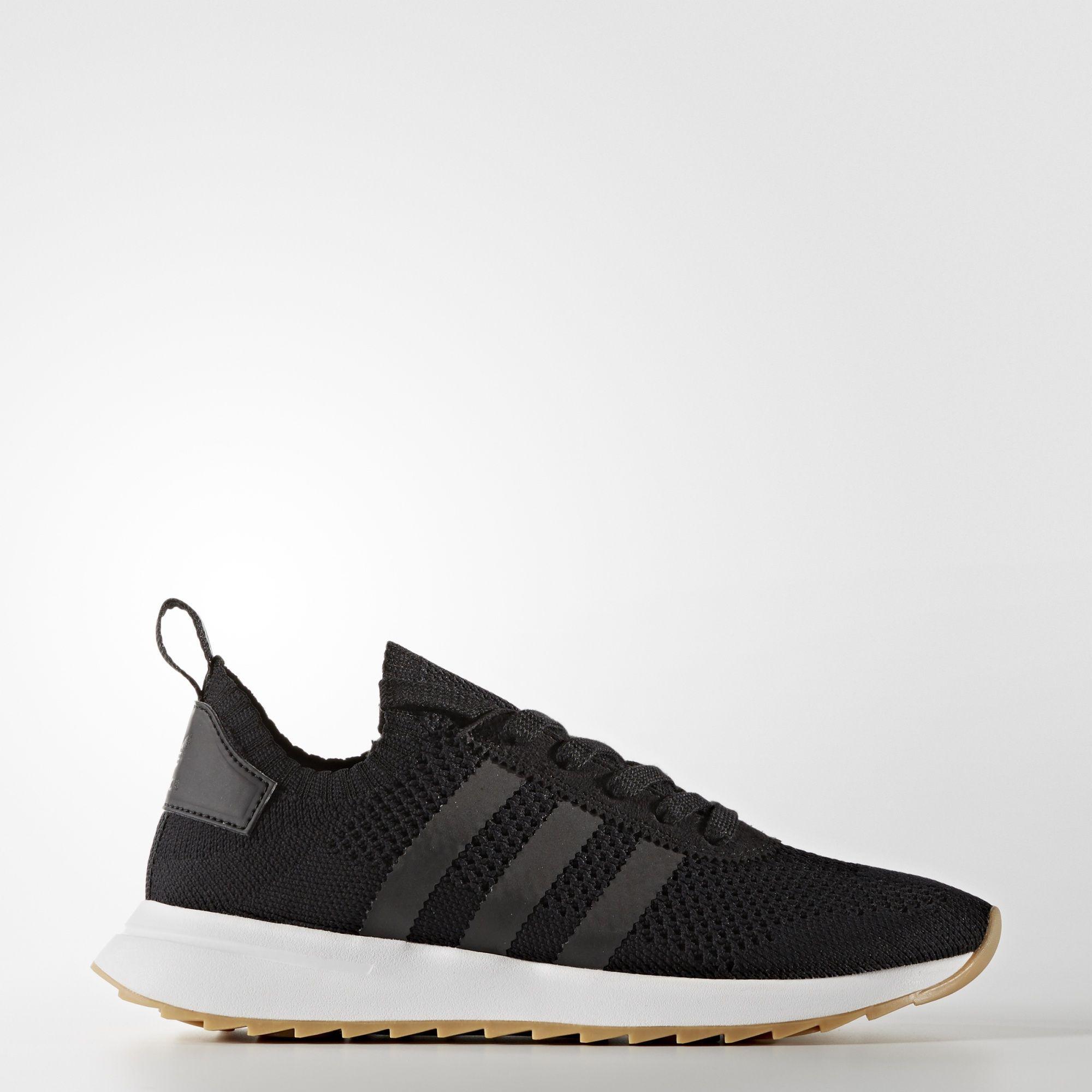 Black · adidas - Primeknit Flashback Shoes