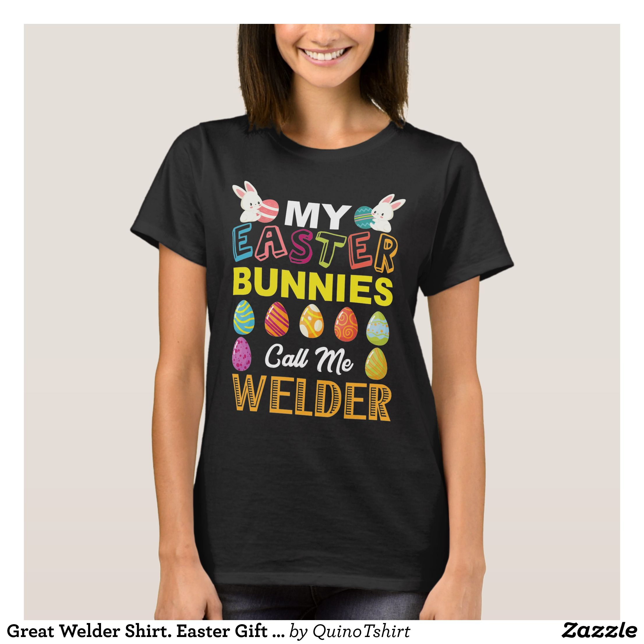 Great welder shirt easter gift for dad t shirt easter gift for dad t shirt negle Images