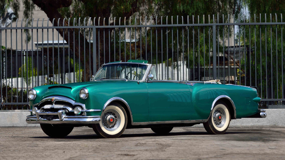 1953 Caribbean Convertible Google Search (With images