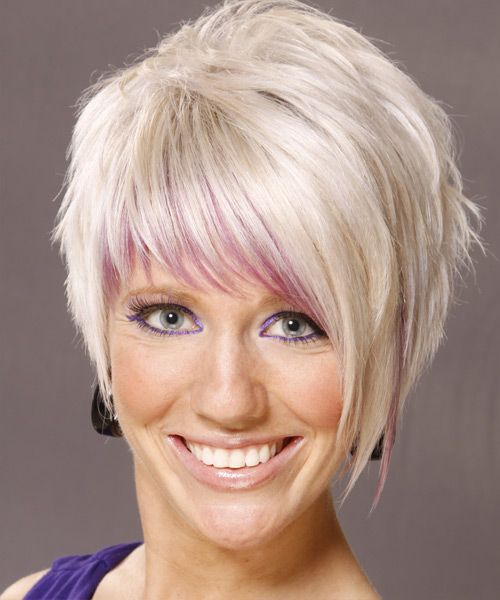 female short haircuts alternative hairstyle light white 9973 | a619477b5117a2367c6cbdd03554a8a9