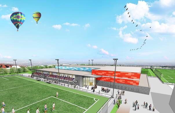 Sportcomplex Noordwijk