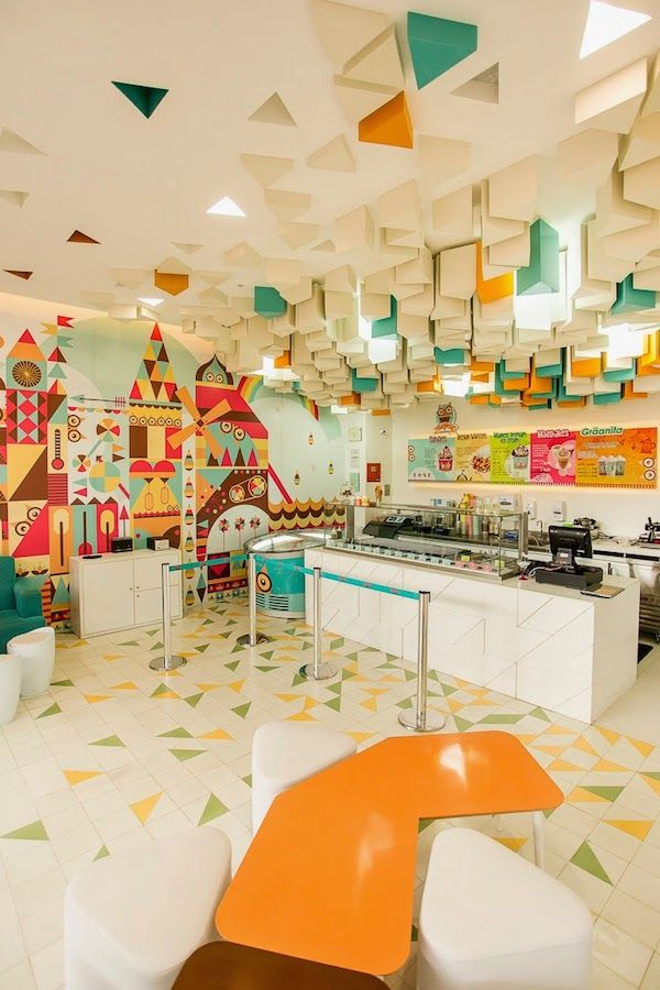 Madness creamery la factor a pl stica restaurant and - La factoria plastica ...
