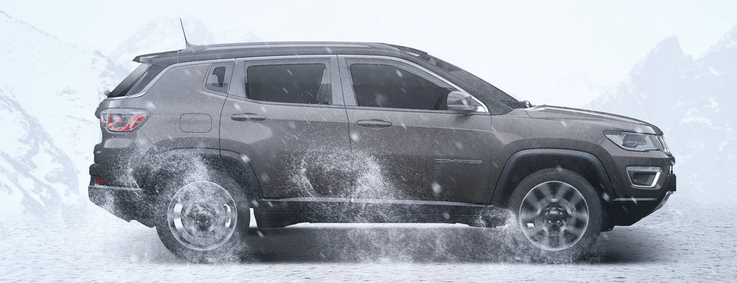 Neve (Snow) Jeep, Novo jeep