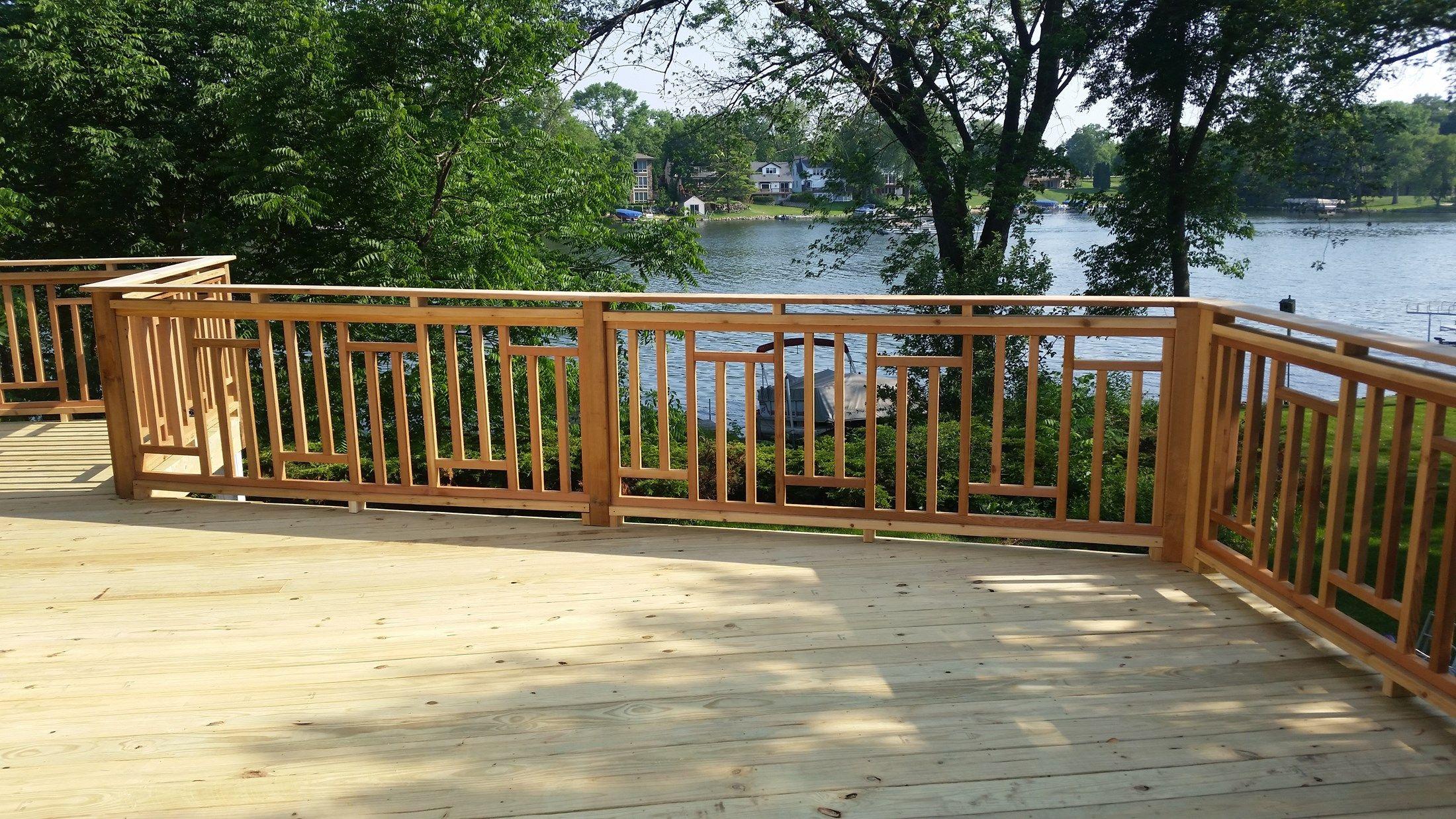 Best Deck Railing Ideas Porch Railing Designs Deck Railing 400 x 300