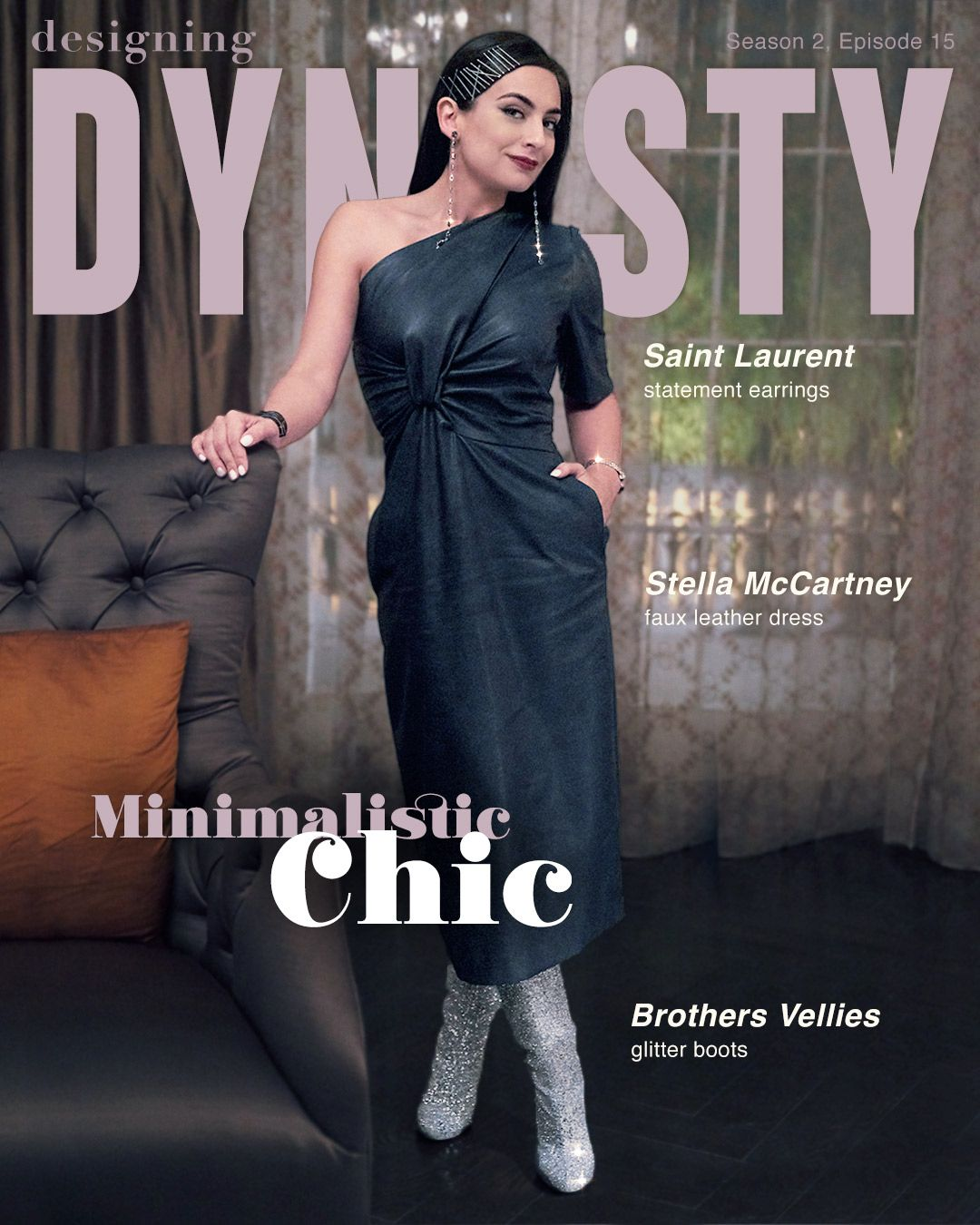 Business sense ️ Fashion sense ️ ️ Stream the latest Dynasty on The CW App!   Fashion sense. Fashion. Chic outfits