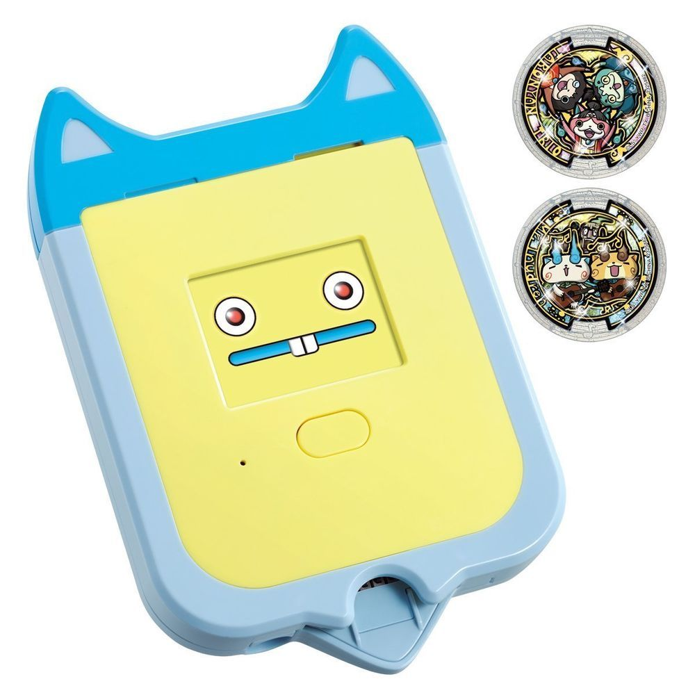 Pre Sale New Yokai Watch Yokai Pad S From Japan Youkai Bandai Toy Toys Bandai Yo Kai Watch 2