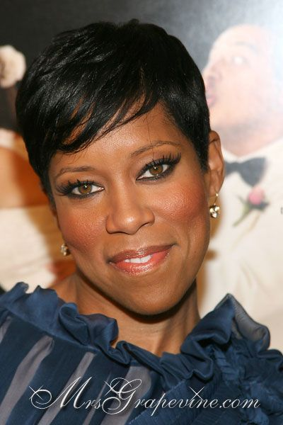 Regina King My Age And My Haircut Thadds Fine Sexy Thick Ass