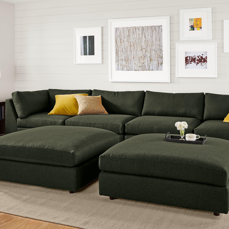 Linger Sectionals Modern Sectionals Modern Living Room