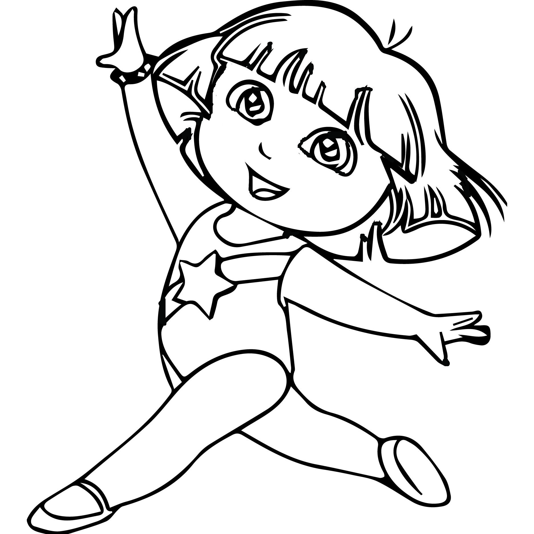 Dora The Explorer Coloring Pages And Sheets For Kids Disney Coloring Pages Dora Coloring Paw Patrol Coloring [ 1871 x 1871 Pixel ]