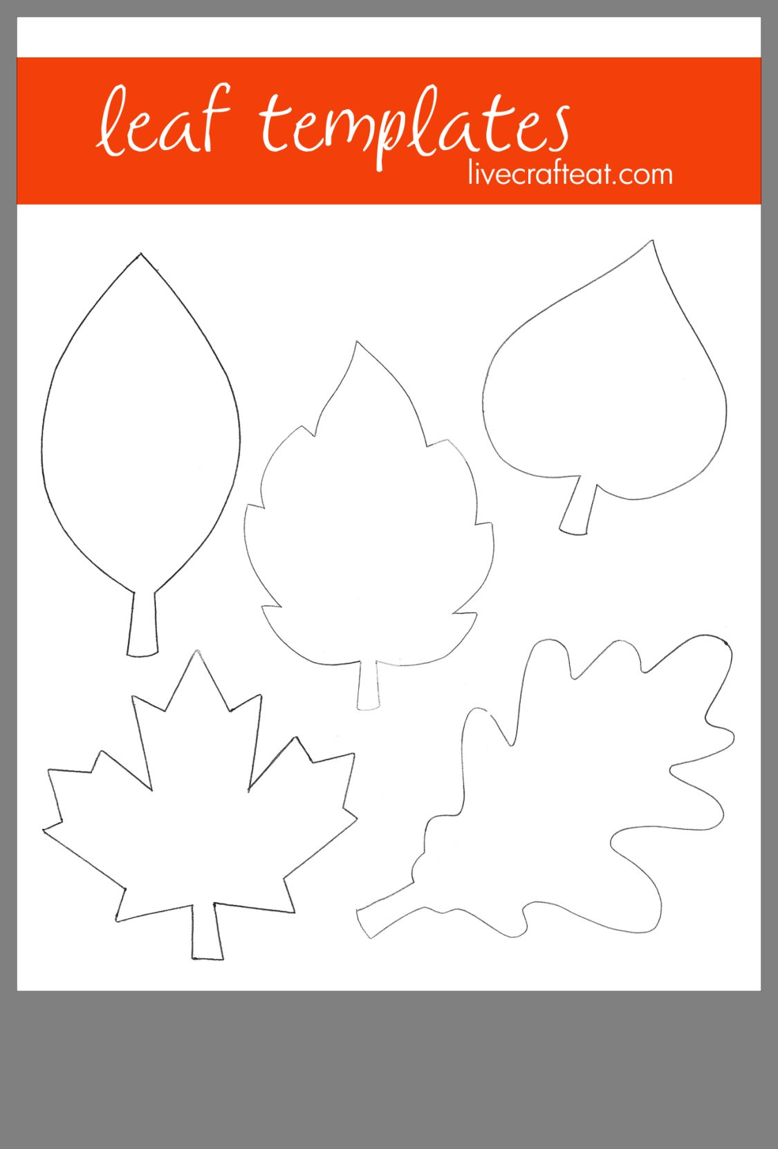 1st Grade Crafts, Printable Leaves, Group Activities, Fall Crafts, Grade 1,