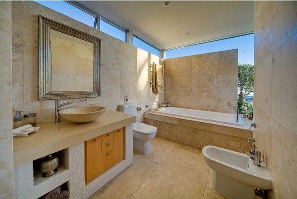luxus ferienhaus cape town badezimmer bath room Pinterest